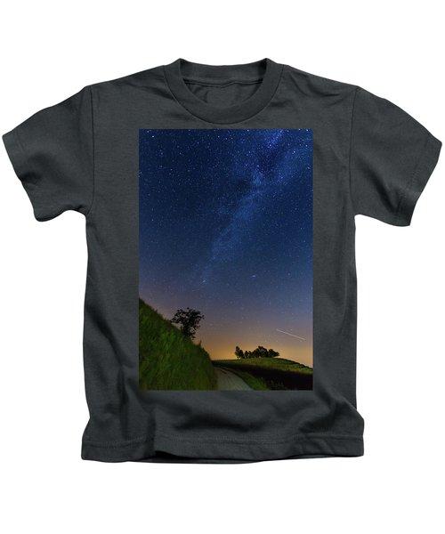 Milky Way Kids T-Shirt