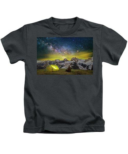 Million Star Hotel Kids T-Shirt