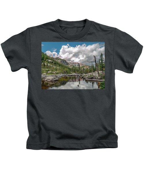 Mills Lake 5 Kids T-Shirt