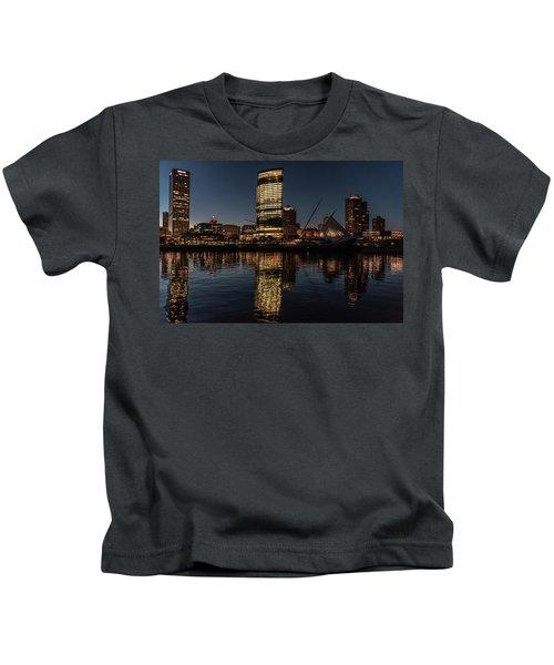 Milwaukee Reflections Kids T-Shirt