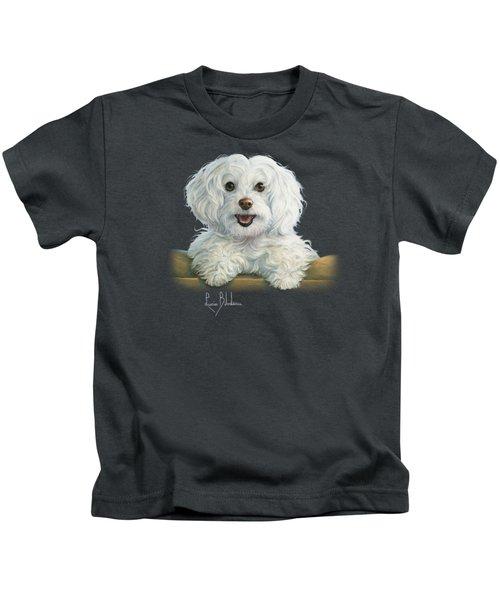 Mimi Kids T-Shirt by Lucie Bilodeau