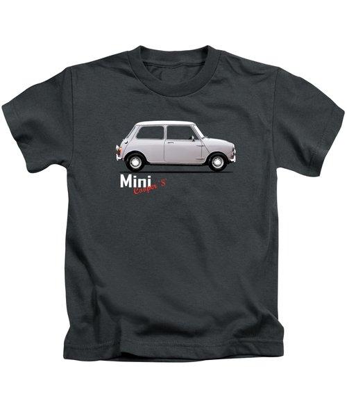 Mini Cooper S 1968 Kids T-Shirt