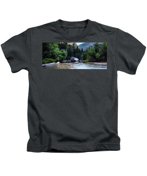 Mirror Lake- Kids T-Shirt
