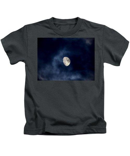 Blue Vapor Kids T-Shirt