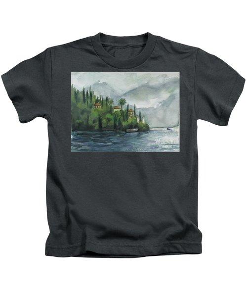 Misty Island Kids T-Shirt