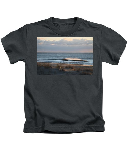 Misty Waves Kids T-Shirt