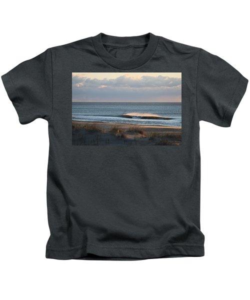 Misty Waves Kids T-Shirt