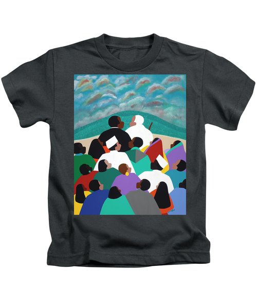 Mlk Called To Serve Kids T-Shirt
