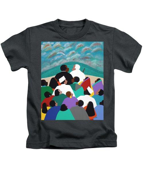 Mlk Called To Serve Kids T-Shirt