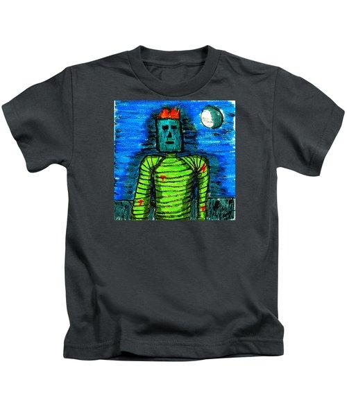 Modern Prometheus Kids T-Shirt