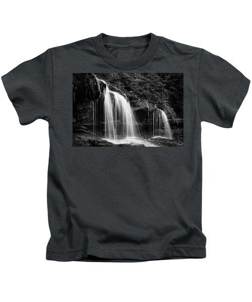 Mohawk Falls II Kids T-Shirt