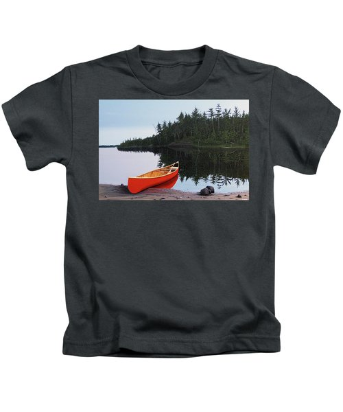 Moments Of Peace Kids T-Shirt