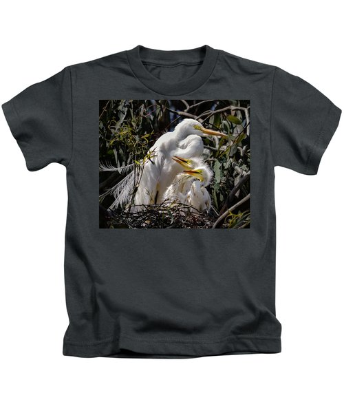 Mom's Watchful Eye Kids T-Shirt