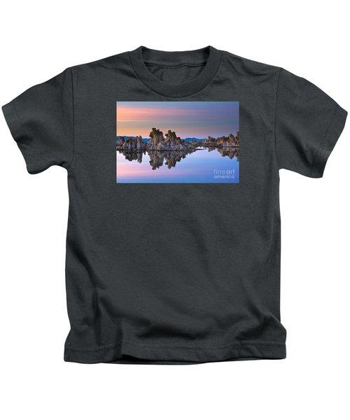 Mono Lake #2 Kids T-Shirt