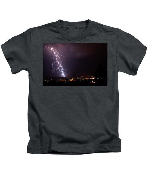 Monsoon Storm Kids T-Shirt