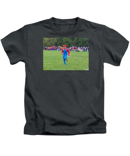 Monster Dash 12 Kids T-Shirt