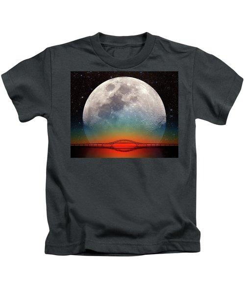 Monster Moonrise Kids T-Shirt