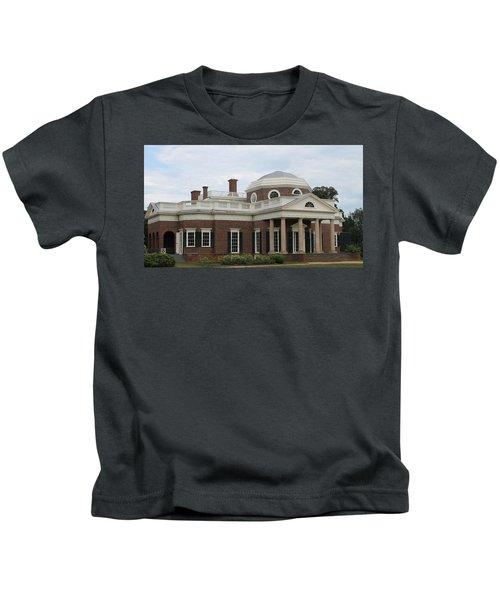 Monticello Kids T-Shirt