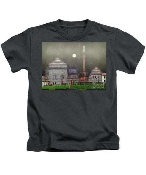 Monumental- Prague Kids T-Shirt