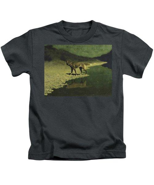 Moonlight, Wolf Kids T-Shirt