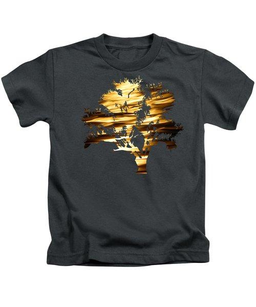 Moonshine Tree Kids T-Shirt