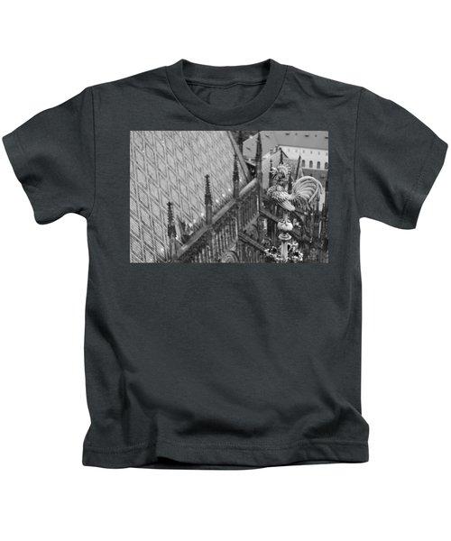 Morning Bird Kids T-Shirt