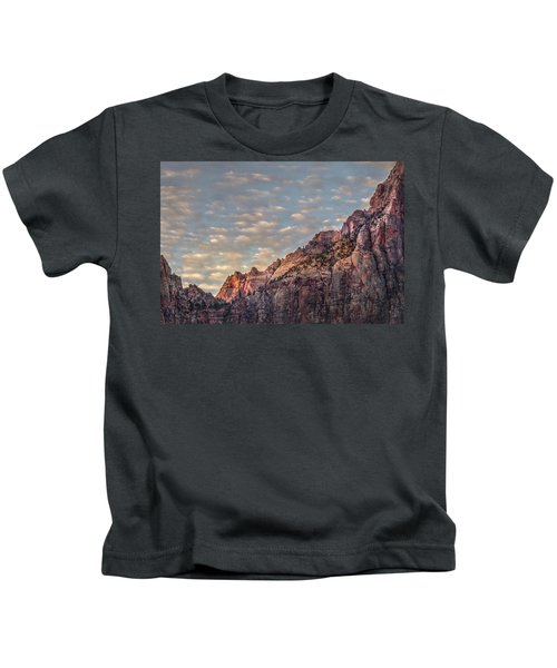 Morning Clouds Kids T-Shirt
