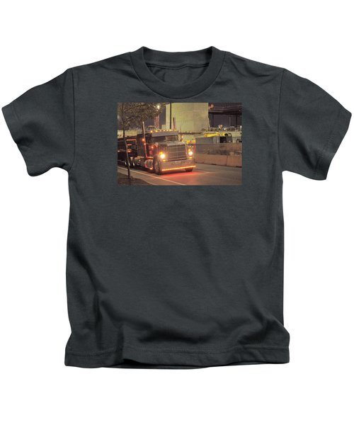 Morning Delivery Kids T-Shirt