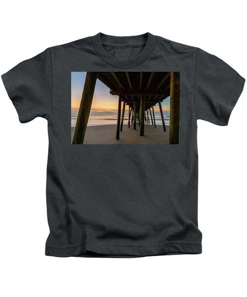Morning Down Under Kids T-Shirt
