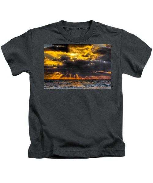 Morning Drama Kids T-Shirt