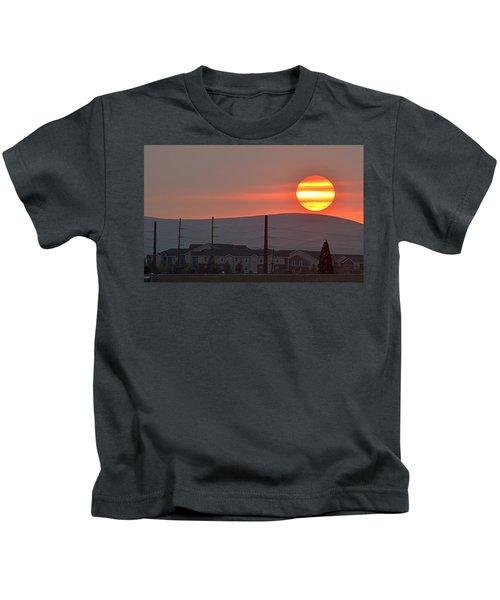 Morning Has Broken Kids T-Shirt