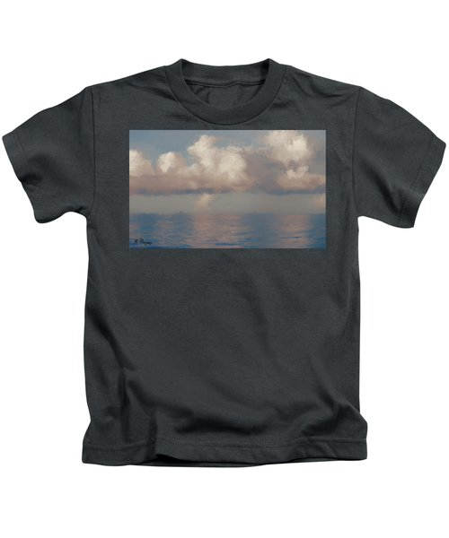 Morning Lights Kids T-Shirt