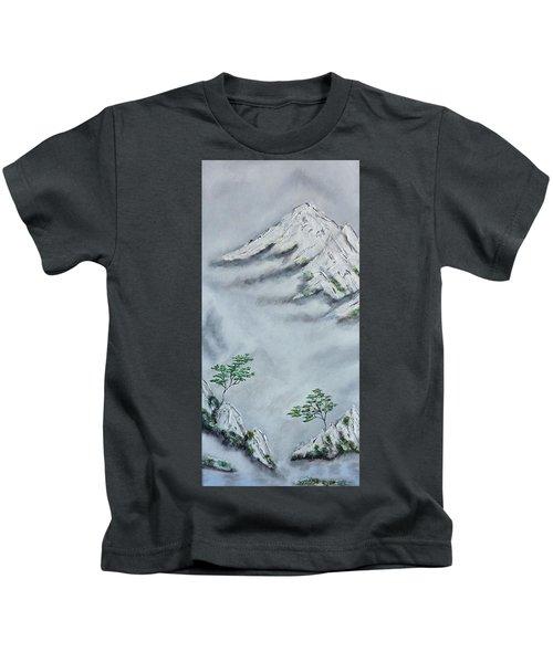 Morning Mist 2 Kids T-Shirt