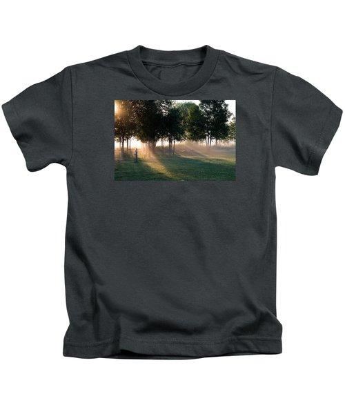 Morning Rays Kids T-Shirt