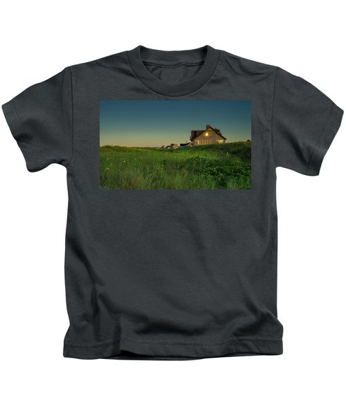 Morning Reflection Kids T-Shirt
