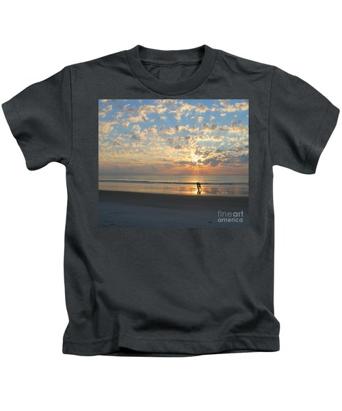 Morning Run Kids T-Shirt