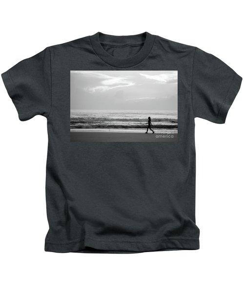 Morning Walk Kids T-Shirt