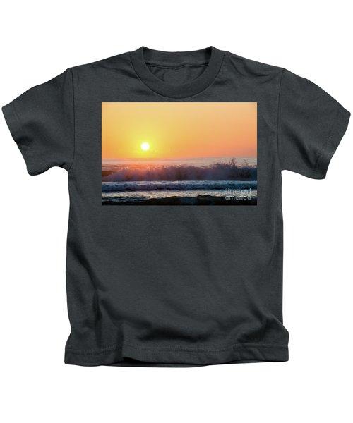 Morning Waves Kids T-Shirt