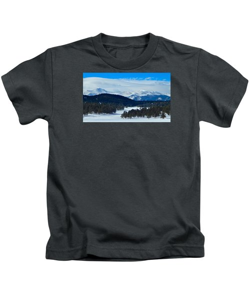 Buffalo Park Kids T-Shirt