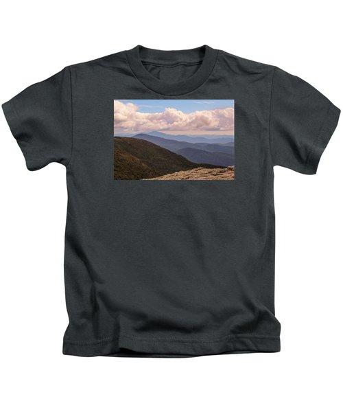 Mount Mansfield Vermont Kids T-Shirt