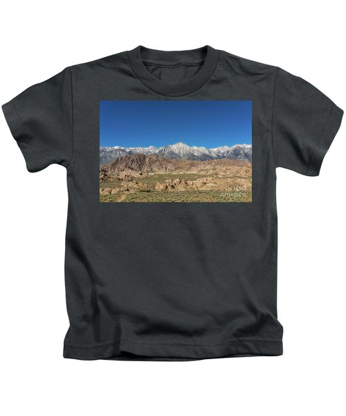 Mount Whitney  Kids T-Shirt