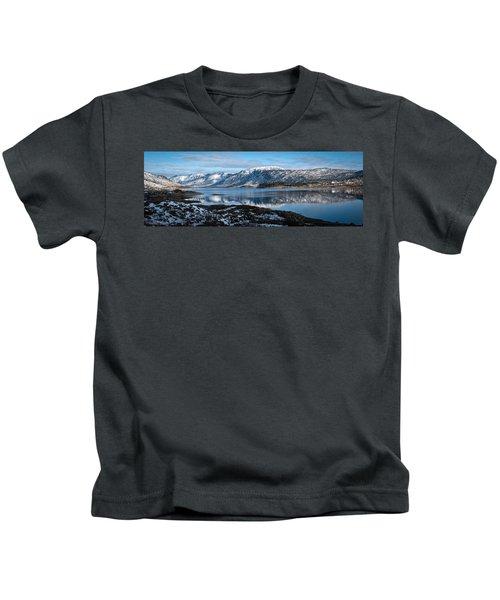 Mountain Tranquillity  Kids T-Shirt