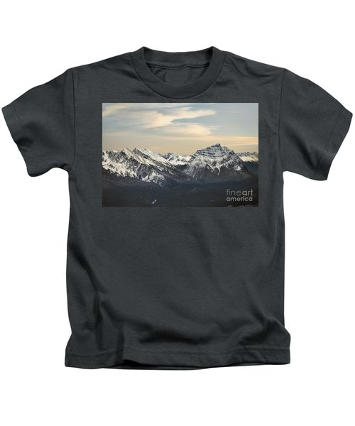 Mountainscape Kids T-Shirt