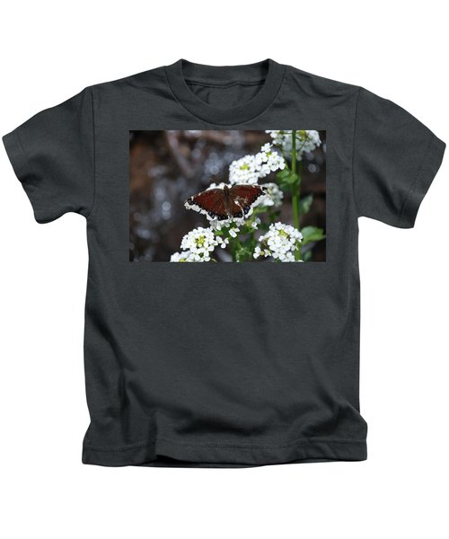 Mourning Cloak Kids T-Shirt