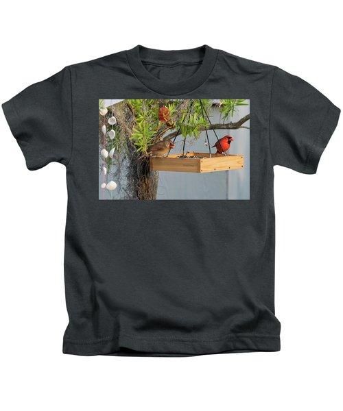 Mr And Mrs Kids T-Shirt