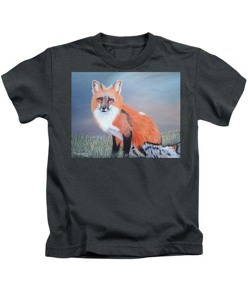 Mr. Fox Kids T-Shirt