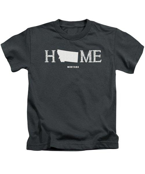 Mt Home Kids T-Shirt by Nancy Ingersoll
