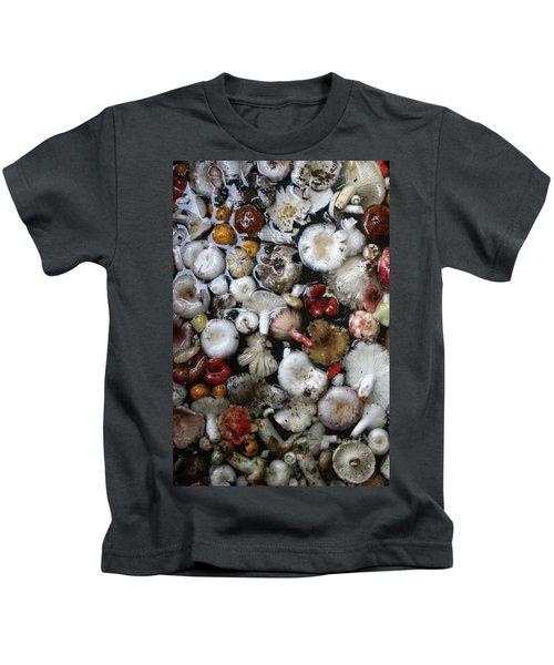 Mushrooms In Thailand Kids T-Shirt