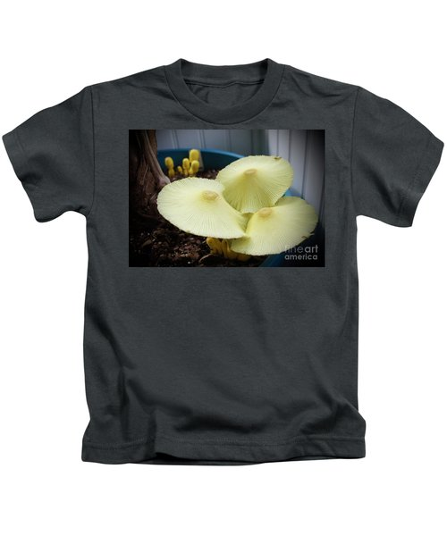 Mushrooms Kids T-Shirt