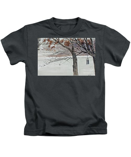 Music Of The North Wind Kids T-Shirt